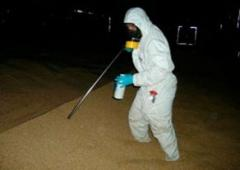 Services of fumigation in Kazakhstan