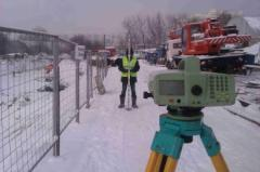 Monitoring is geotechnical