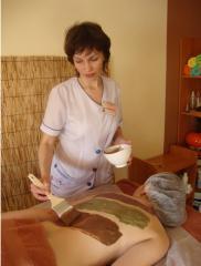 Treatment of cellulitis in sanatorium
