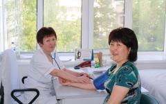Лабораторная диагностика в санатории