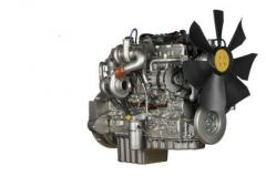 Delivery of industrial engines