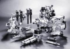 Поставка топливных систем и запасных частей на