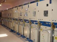 Maintenance of electroinstallations