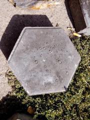 Защита тротуарных покрытий от масляных пятен, жвачки, наледи.