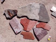 Восстановление цвета натурального камня