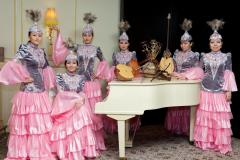 National musical ensemble for your holiday in
