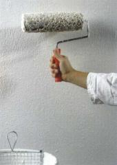 Painting and roll-in of offices in Almaty