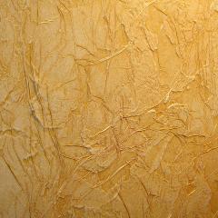 Decorative plaster, list on walls, repair