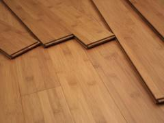 Installation, laying of a parquet board