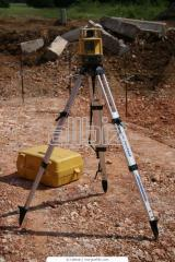 Services are geodetic, environmental assessmen