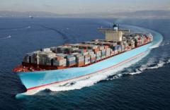 Sea international transportations