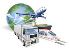 Set of solutions of logistics