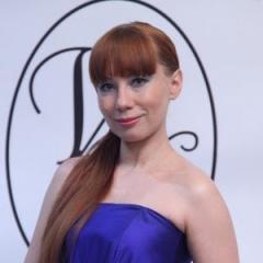 The host, the leader Tatyana in Almaty