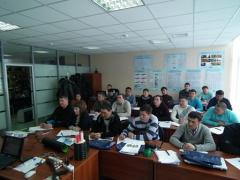 Certification of the diplomaed welders