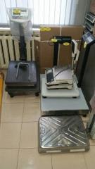 Repair of crane scales