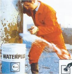 Implementation of the waterproofing
