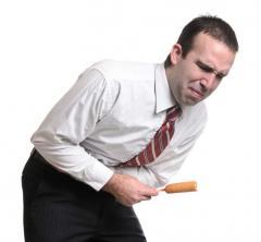 Treatment of gastritis