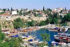 Intensive courses of Turkish in Antalya