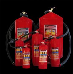 Обслуживание пожарного оборудования