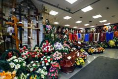Funeral services of Almaty