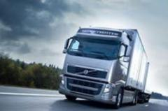 Road haulage of the equipment from Europe