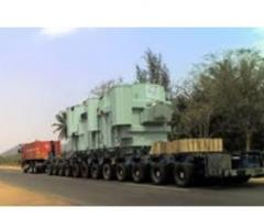 Automobile transportation of loads from China