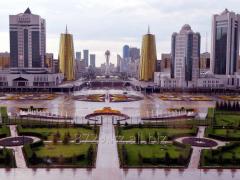 Экскурсия по г. Астана для школьников.