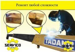 Repair of equipment of DONGYANG