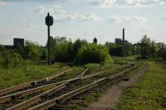 Services of railway access tracks in acceptance,