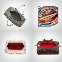 Замена подкладки в сумке