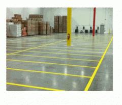 Разметка складов и терминалов