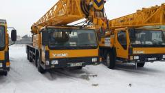 Автокран 100т 64м - Аренда