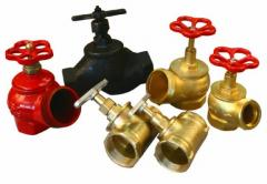 Ревизия и освидетельствование пожарных кранов с