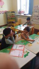 Preschool education in Almaty