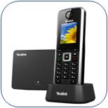Техническая поддержка телефона Yealink W52P,