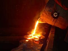 Литье деталей из металла