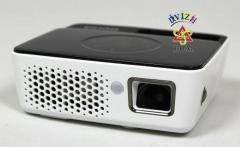 Rent of video of a projector and mobile screen.