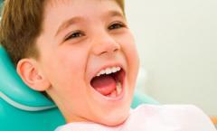 Удаление молочного зуба (с анестезией)
