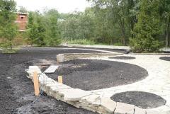 Планировка участка подготовка под газон в алматы