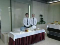 The organization of Coffee breaks in Almaty