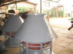 Проведение реконструкции и испытаний на вентиляционном оборудовании