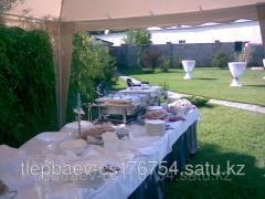 Furshet-Lanch buffet reception