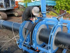 Выполнение строительно-монтажных работ по устройству инженерных сетей и систем