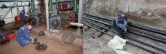 Монтаж и реконструкция сетей холодного водоснабжения