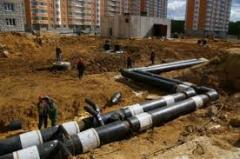 Устройство внутренних систем водопровода