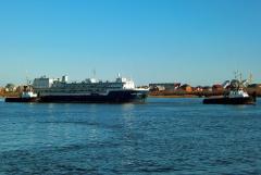 Logistics regarding mobilization of vessels