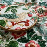 COURSES MANUAL EMBROIDERY CROSS AND SMOOTH