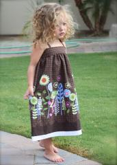 Courses of a cut and sewing of the KIDSWEAR