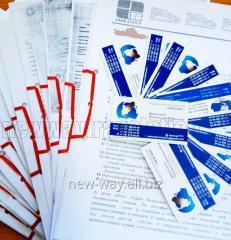 Перевод документов для оформления визы