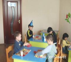 Домашний садик Алматы